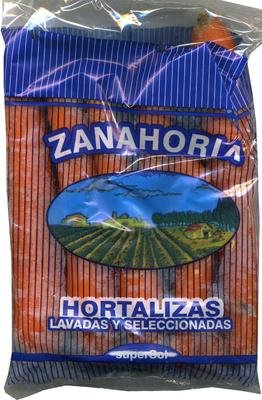 "Zanahorias ""SuperSol"" - Producte"