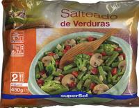 Salteado de verduras congelado - Produit - es