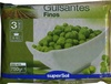 "Guisantes congelados ""SuperSol"" - Producte"