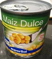 Maíz Dulce en grano - Producto - es