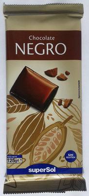 Chocolate negro - Product