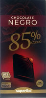 Chocolate negro 85% - Producto - es