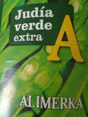 Judía verde extra