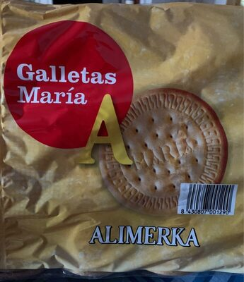 Galletas Maria - Produit