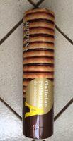 Galletas rellenas de chocolate - Producte