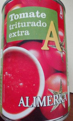 Tomate triturado calidad extra - Producto