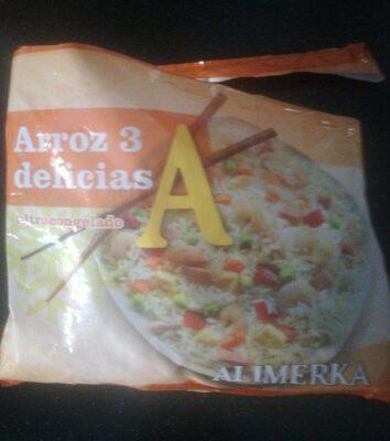Arroz 3 delicias - Продукт - es