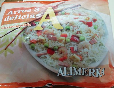 Arroz 3 delicias - Product - es