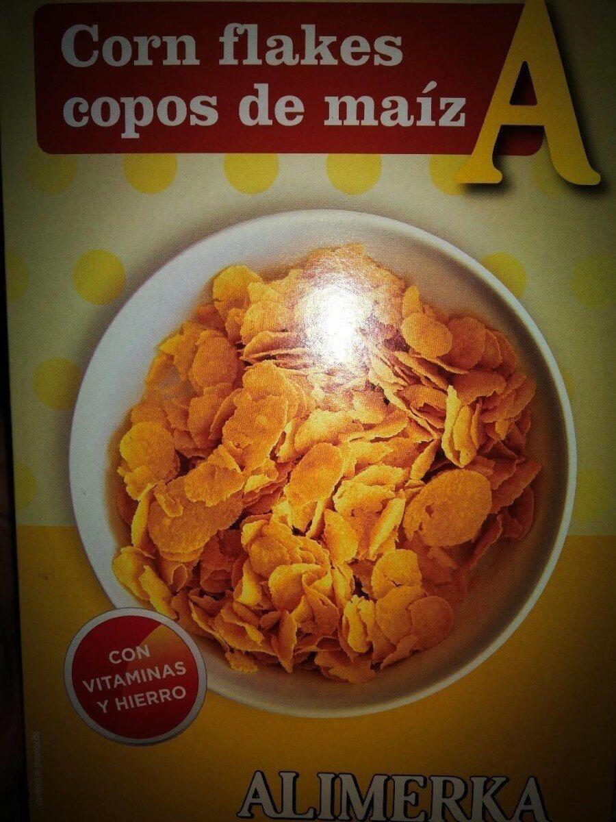 copos de maiz - Producto - es