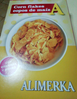 Corn flakes copos de maiz - Producto