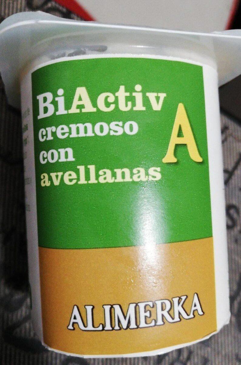 Biactiv cremoso con avellanas - Producto