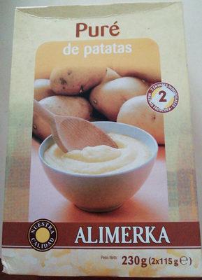 Puré de patatas - Продукт - es