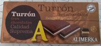 Turrón tres chocolates - Product