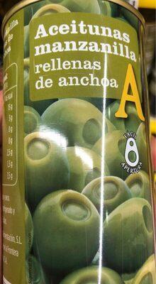 Aceitunas manzanilla