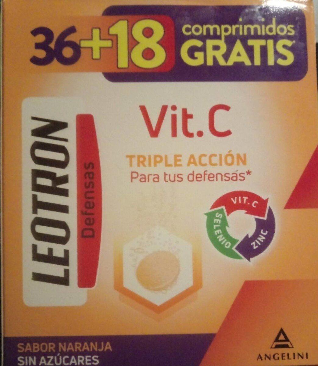Leotron Defensas Vitamina C - Product