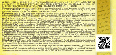 Tortas de aceite con limón y canela - 7