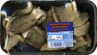 Setas Frescas Cultivadas (Pleorotus Ostreatus) - Producto - es