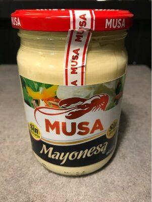 Mayonesa Musa - Producte - es