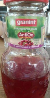 Granini arandano rojo - Product - es