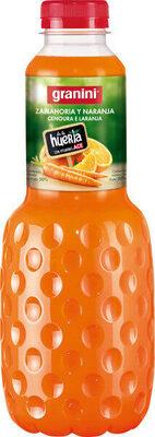 Néctar de naranja y zanahoria - Producto - es