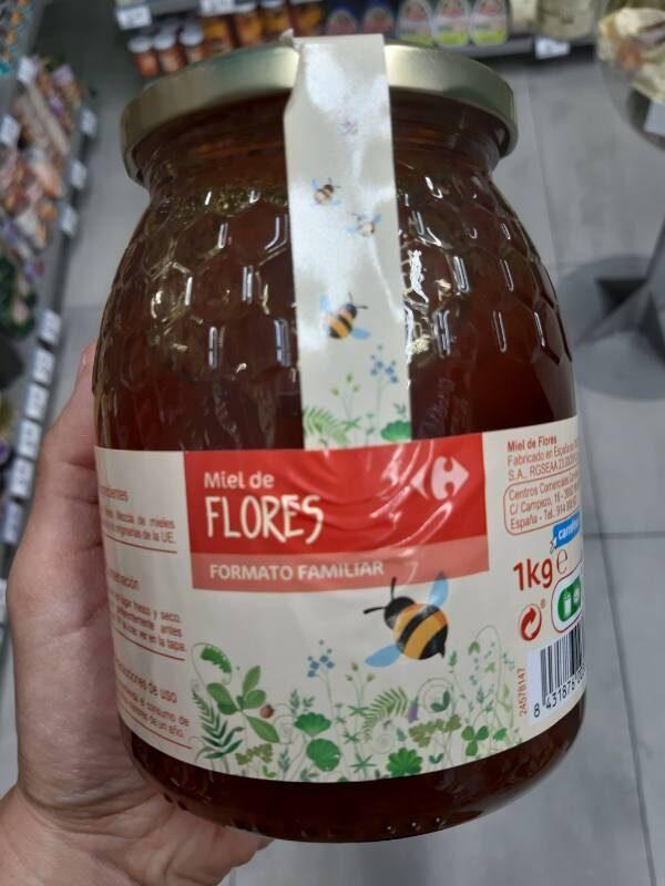 Miel de Flores - Producto