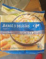 Arroz 3 delicias Marisco - Product - es