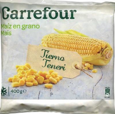 Maíz en grano - Producto