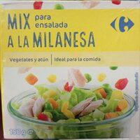 Mix para ensalada a la milanesa - Producto - es