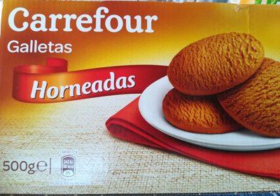Galleta horneada - Produit - fr