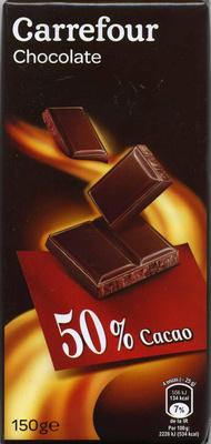 Chocolate Negro - Producto