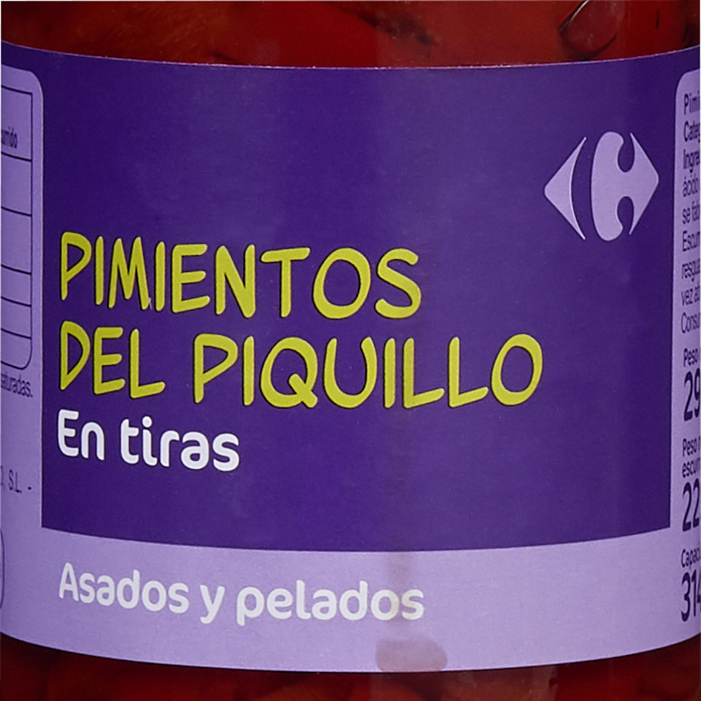 Poivrons Piquillo En lanières - Produit