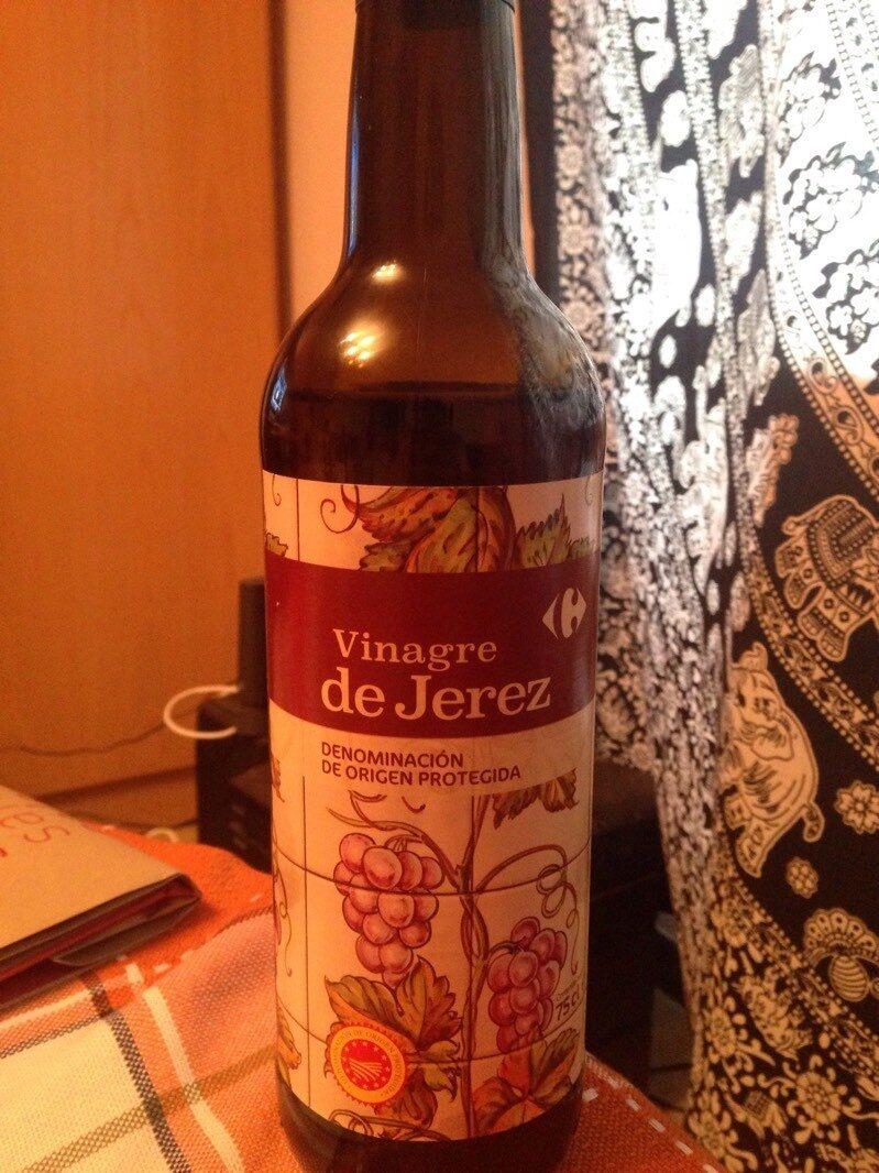 Vinagre de Jerez - Producto
