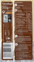 Café torrefacto - Nutrition facts - es
