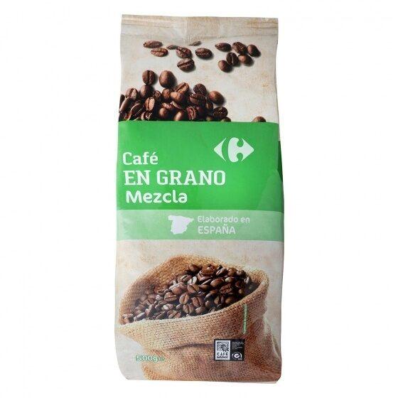 Café grano mezcla - Produit - es