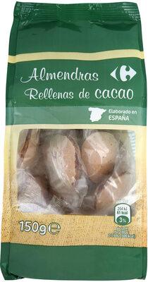 Almendras chocolate - Producto - es