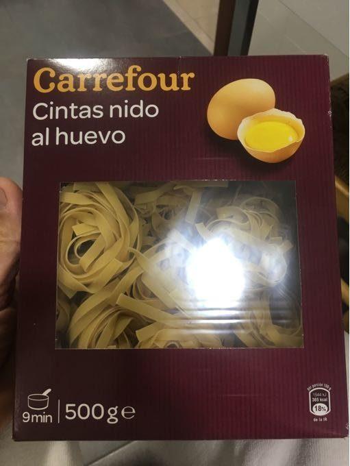 Cintas Nido Al Huevo - Producto