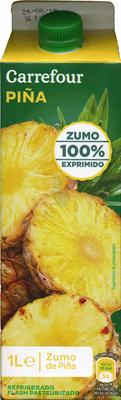 Zumo de piña exprimido refrigerado - Product