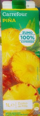 Zumo Piña - Product - es
