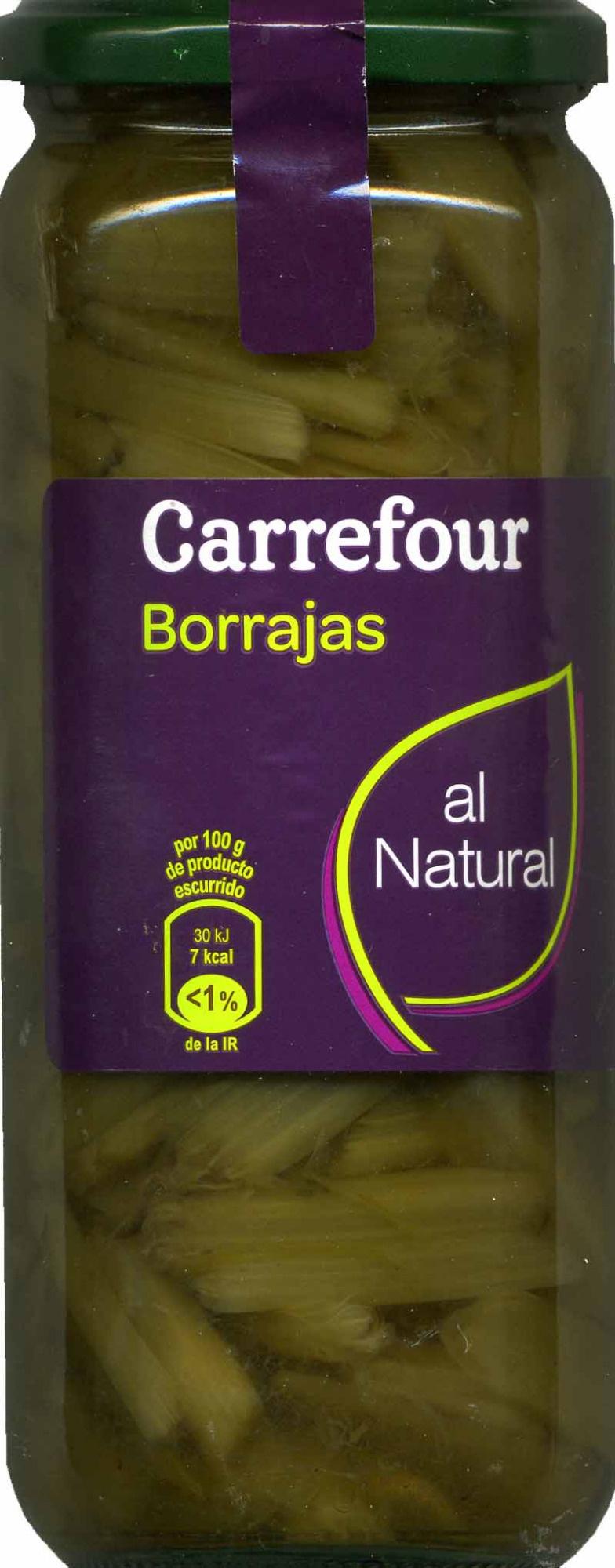 Borrajas - Producto