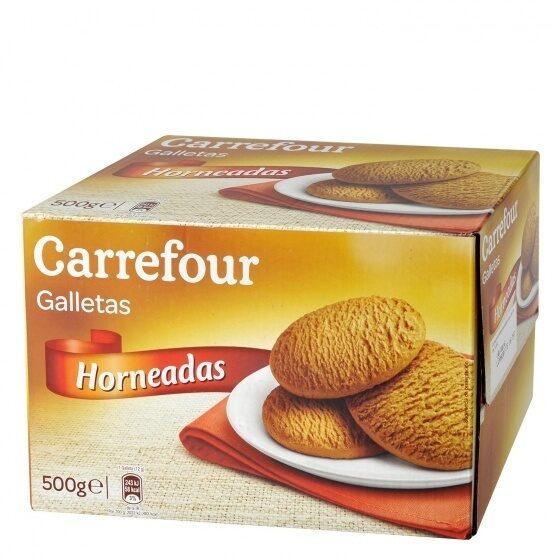 Galleta horneada - Product - es