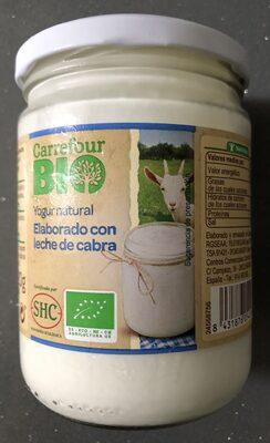 Yogur natural Leche Cabra