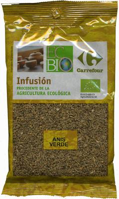 Anís verde - Producto