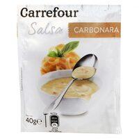 Salsa carbonara - Produit - es
