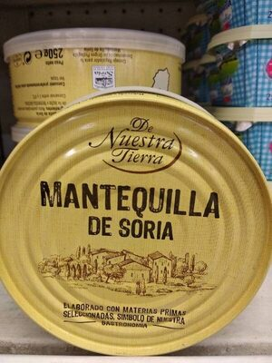 Mantequilla de Soria - Producte