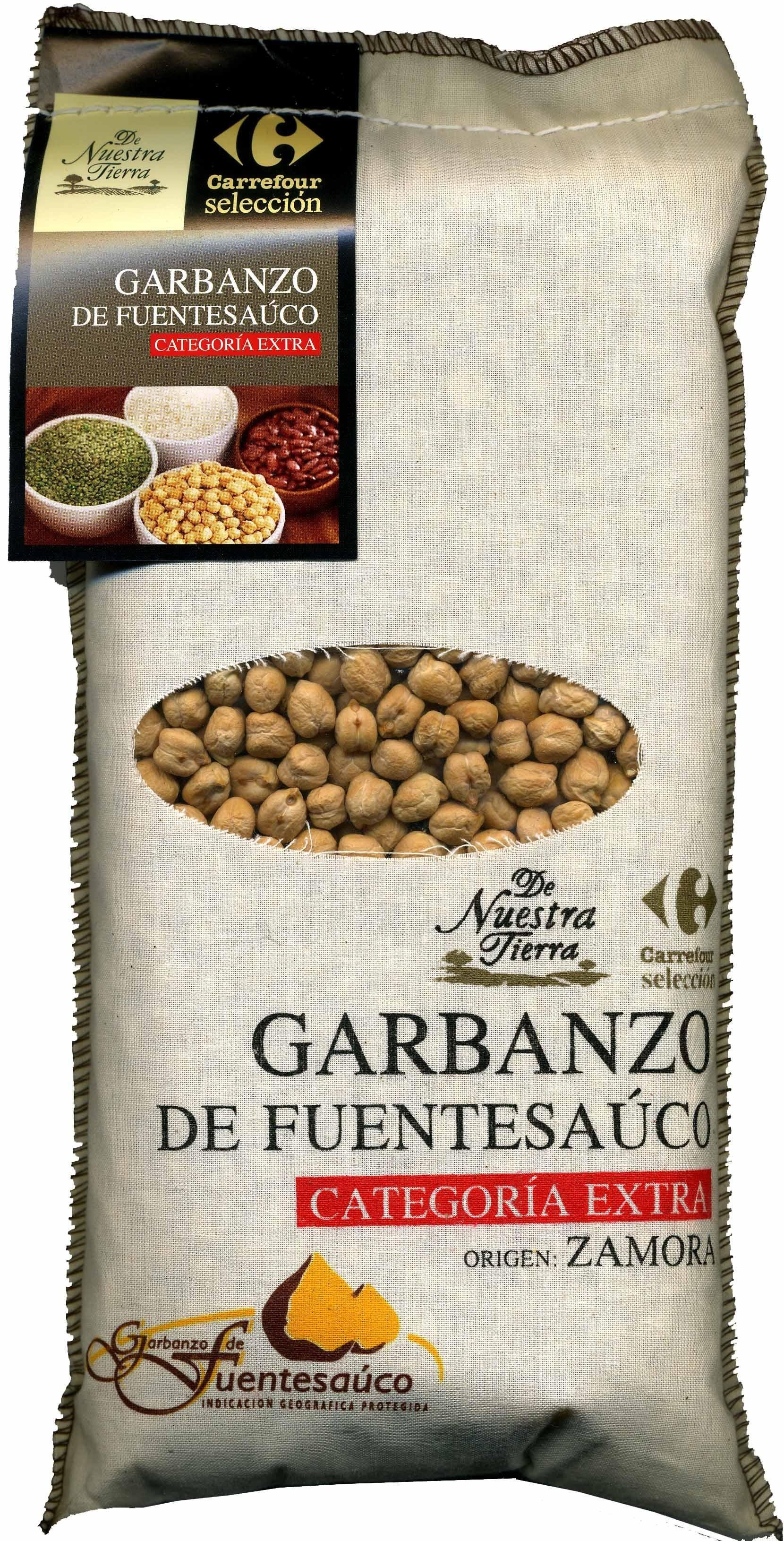 Garbanzo de Fuentesauco - Producte