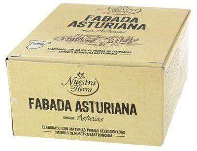 Fabada asturiana - Product - es