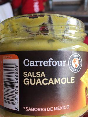Salsa guacamole - Producto