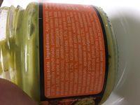 Salsa guacamole - Ingredientes - fr