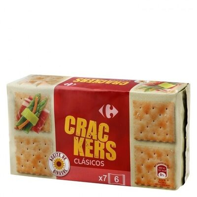 Cracker normal - Producto - es