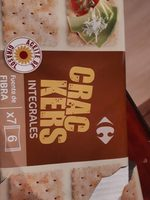 Crackers integrales - Producto
